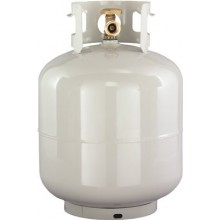 Steel Propane Tank 20lb with OPD Valve